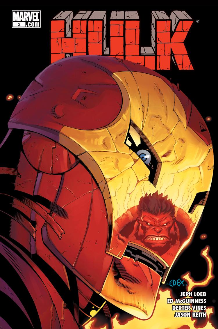 Hulk (2008) #2