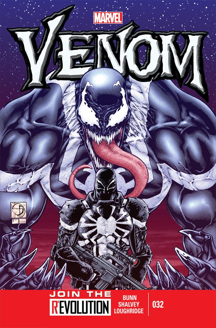 Venom (2011) #32