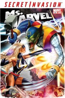 Ms. Marvel (2006) #28
