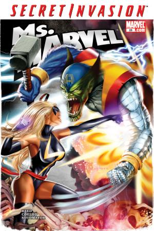 Ms. Marvel (2006) #28