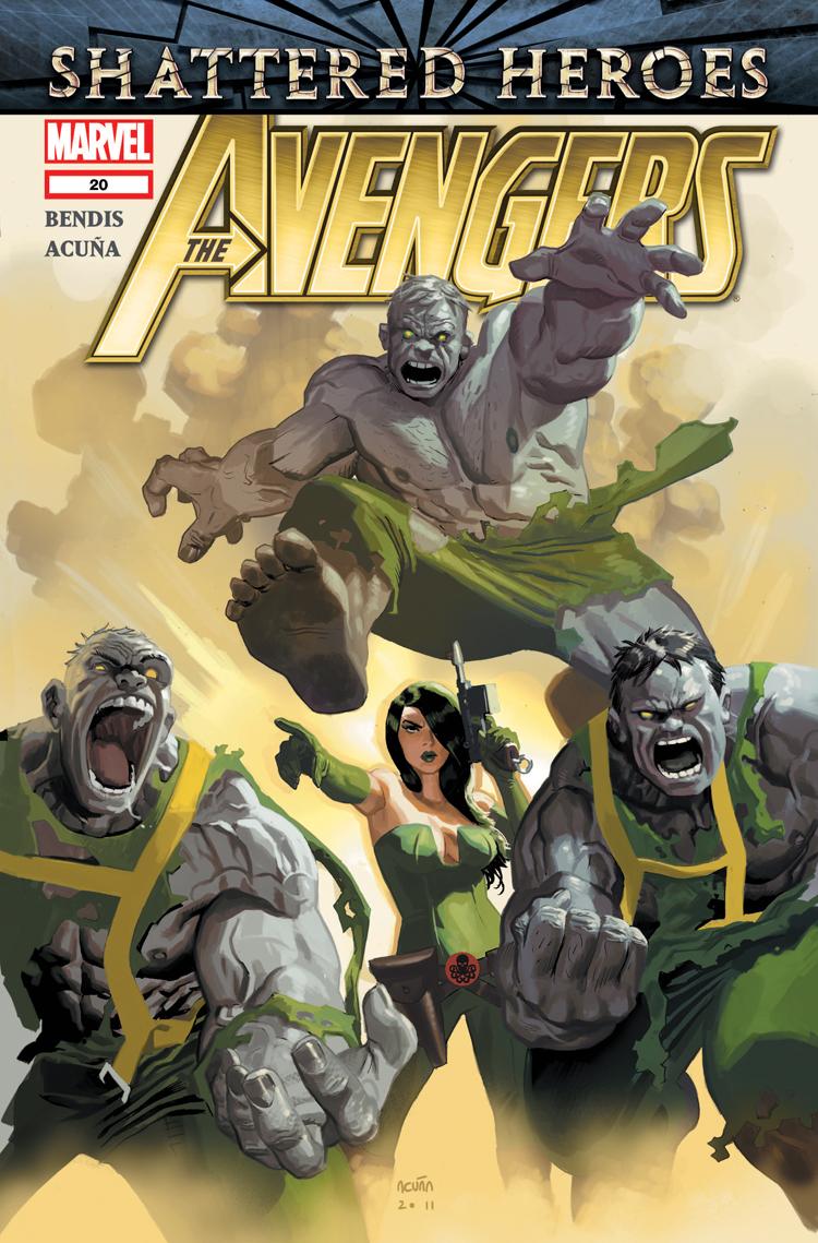 Avengers (2010) #20