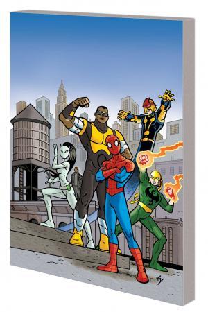 MARVEL UNIVERSE ULTIMATE SPIDER-MAN VOL. 3 DIGEST (Digest)