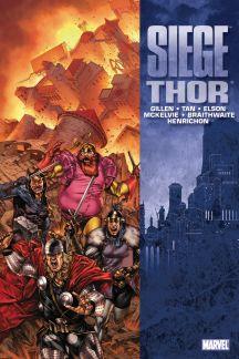 Siege: Thor (Hardcover)