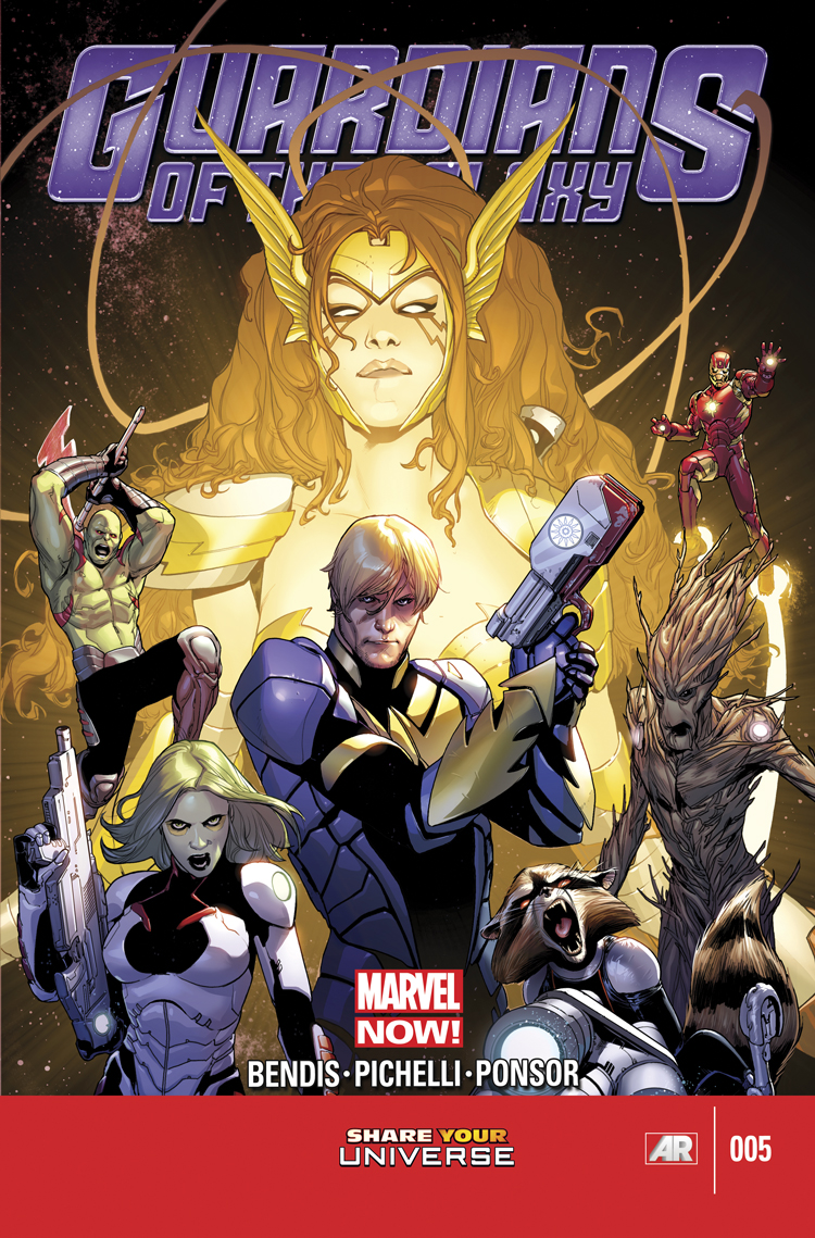 Guardians of the Galaxy (2013) #5