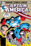 Captain America (1968) #278 Cover