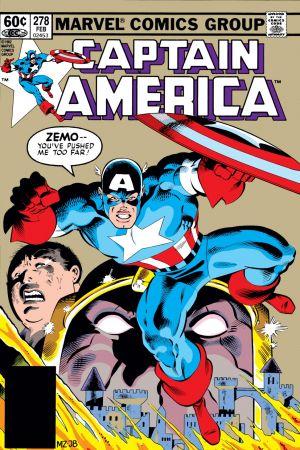 Captain America (1968) #278