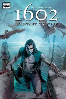 Marvel 1602: Fantastick Four #4