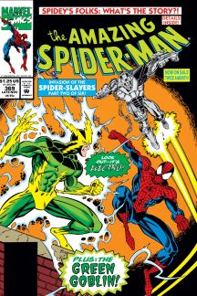 The Amazing Spider-Man #369