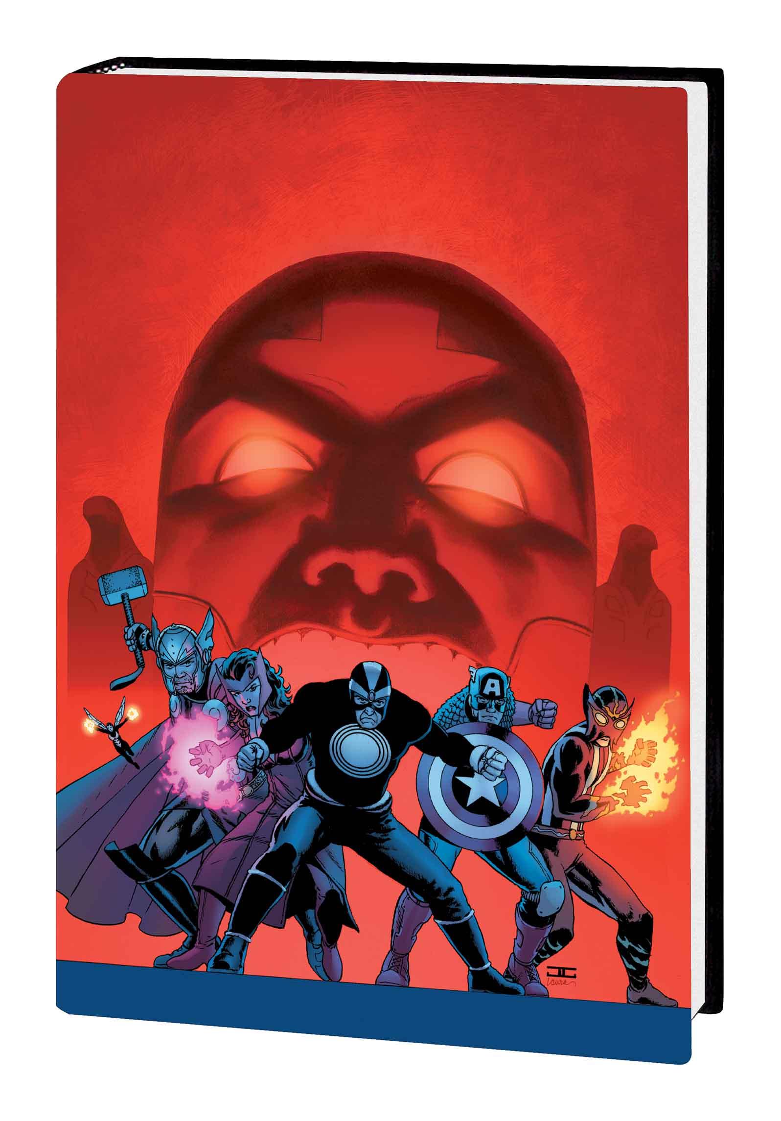 Uncanny Avengers Vol. 2 (Hardcover)