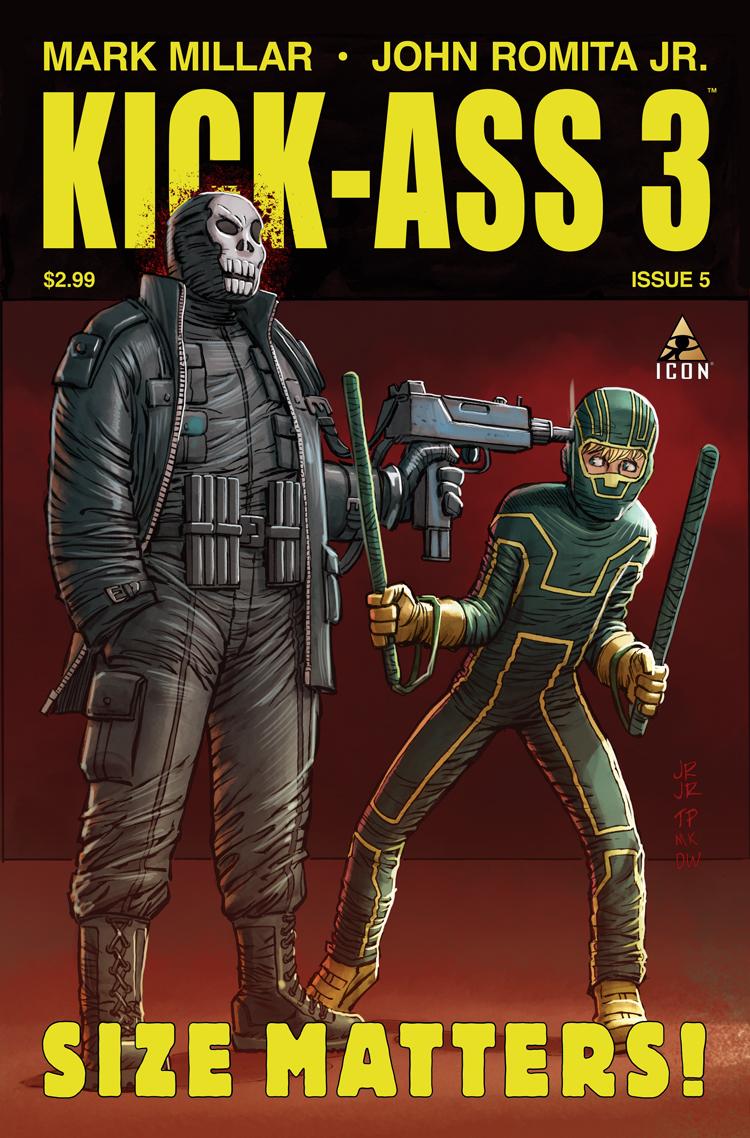 Kick-Ass 3 (2013) #5