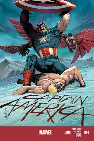 Captain America (2012) #14