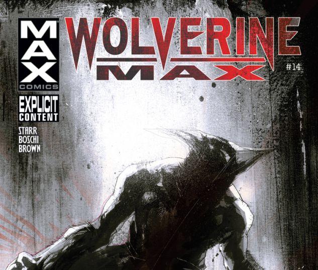 WOLVERINE MAX 14