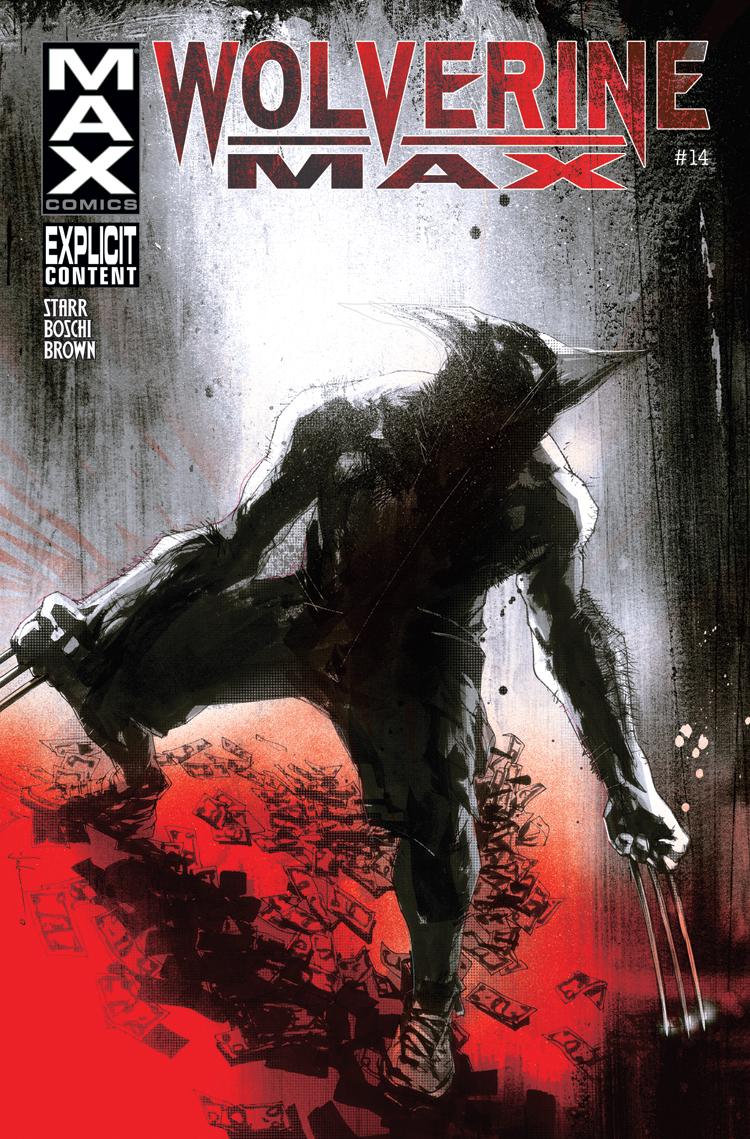 Wolverine Max (2012) #14