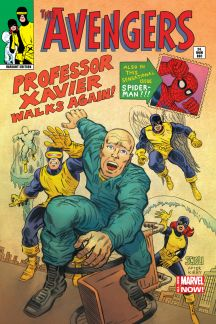 Avengers (2012) #24 (Scioli Xca 1 Variant)