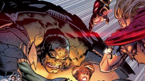 Marvel AR: Avengers #9 Cover Recap