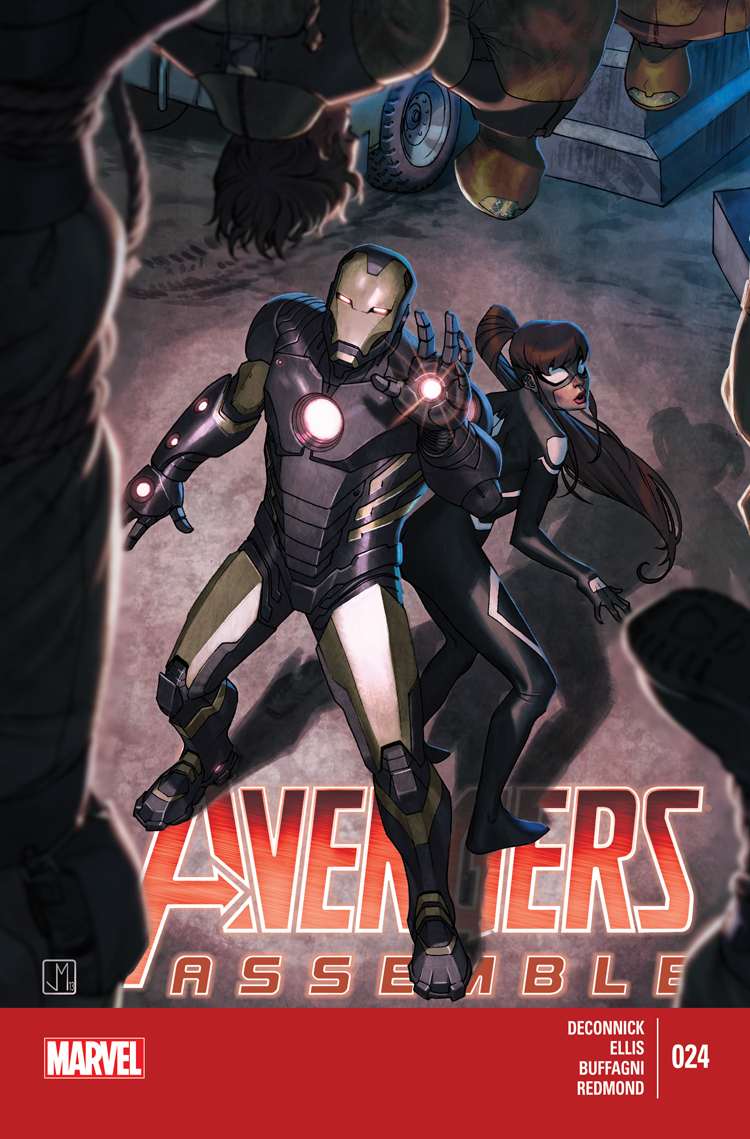 Avengers Assemble (2012) #24