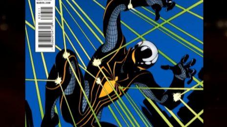 Marvel AR: Amazing Spider-Man #656 Flashback
