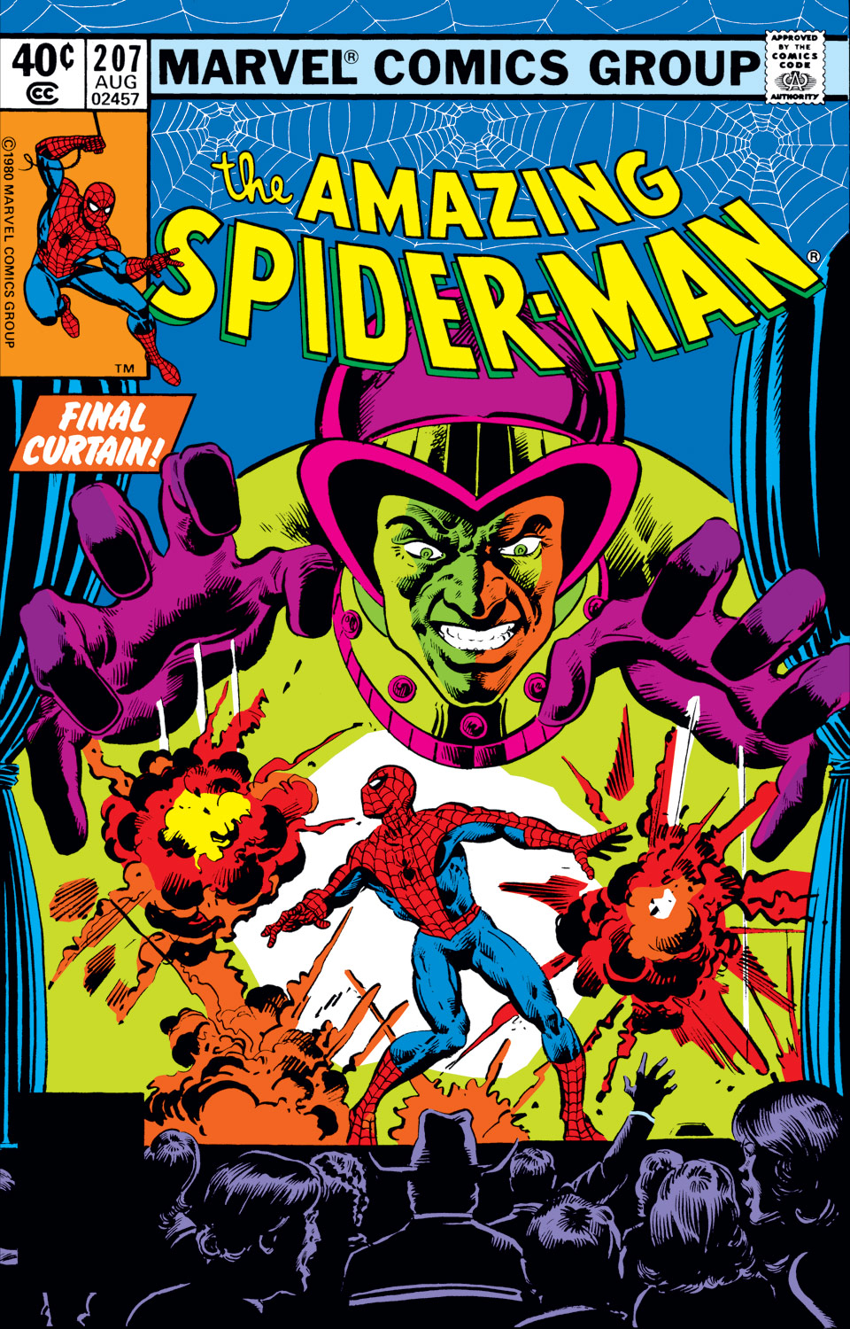 The Amazing Spider-Man (1963) #207