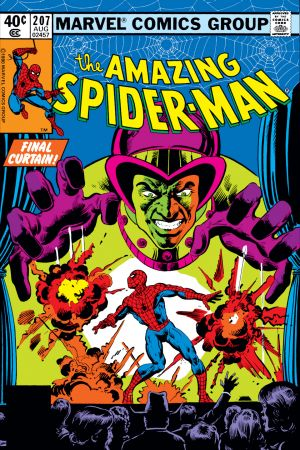 The Amazing Spider-Man #207