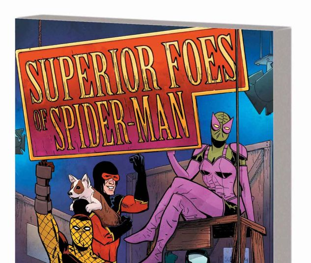 THE SUPERIOR FOES OF SPIDER-MAN VOL. 3: GAME OVER TPB