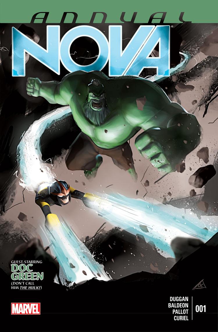 Nova Annual (2015) #1