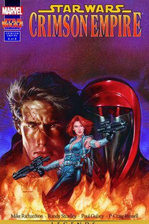 Star Wars: Crimson Empire #4