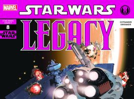 Star Wars: Legacy (2006) #8