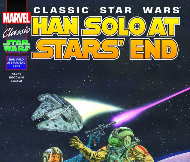 Classic Star Wars: Han Solo At Stars' End (1997) #3