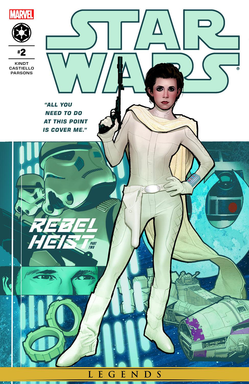 Star Wars: Rebel Heist (2014) #2