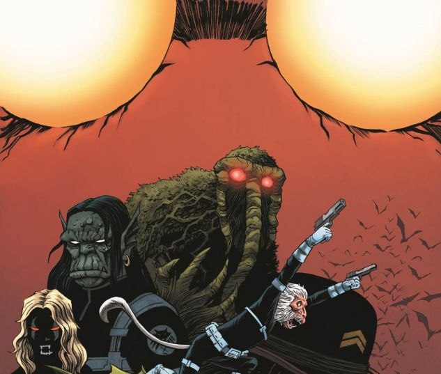 Howling Commandos of S.H.I.E.L.D. #1 variant art by Declan Shalvey