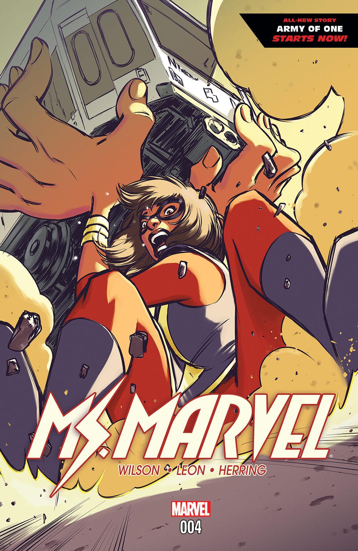 Ms. Marvel (2015) #4