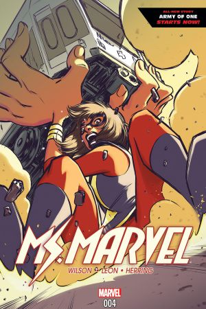 Ms. Marvel (2015) #4