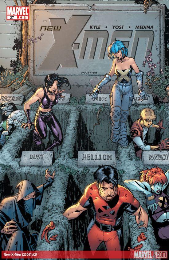 New X-Men (2004) #27