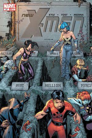 New X-Men #27
