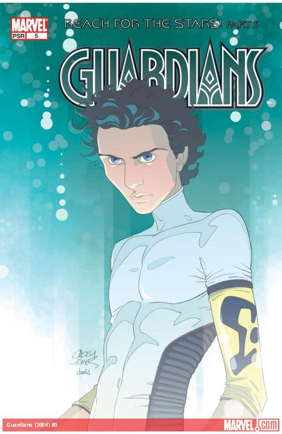 Guardians (2004) #5