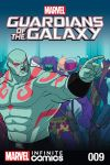 Marvel Universe Guardians of the Galaxy Infinite Comic (2015) #9