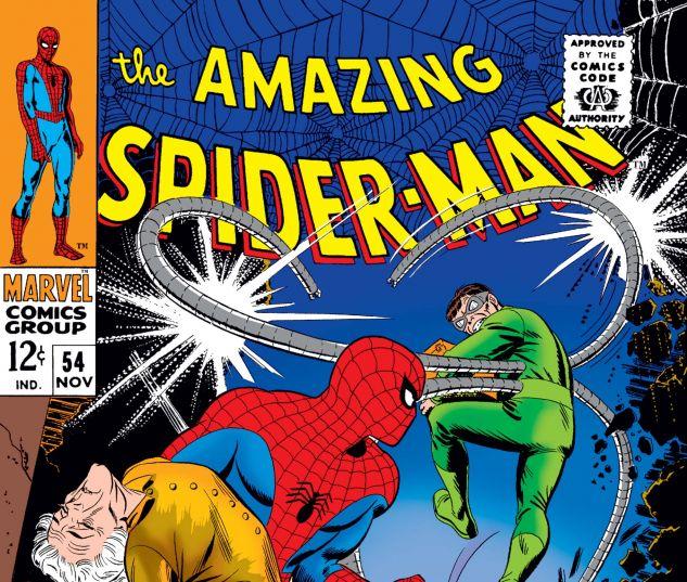 AMAZING SPIDER-MAN (1963) #54