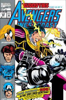 Avengers West Coast #101