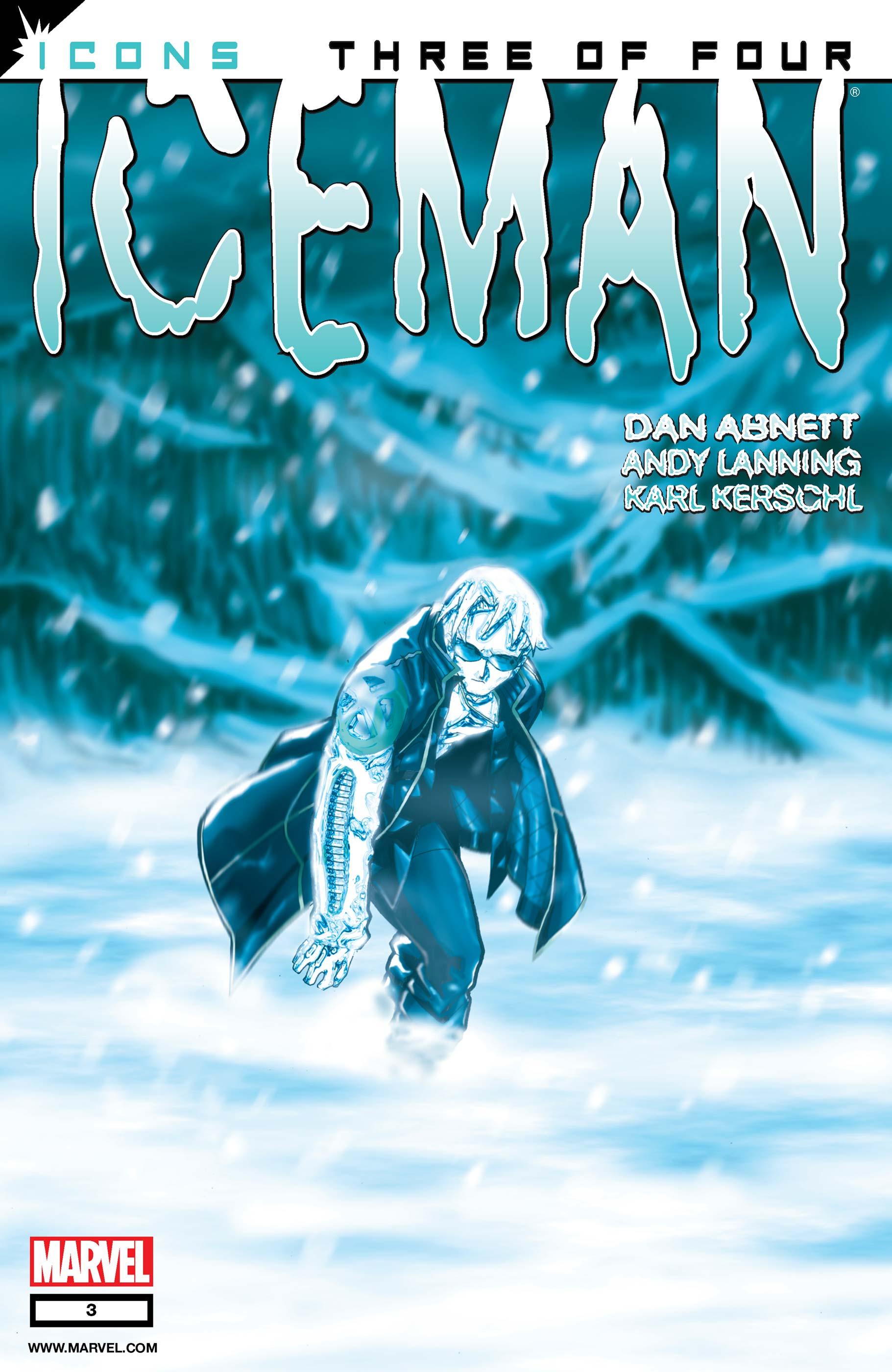 Iceman (2001) #3