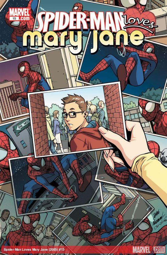 Spider-Man Loves Mary Jane (2005) #15
