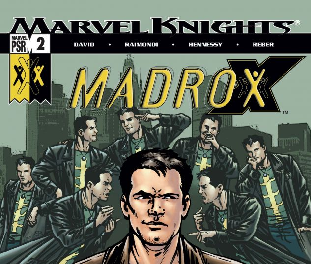 Madrox (2004) #2