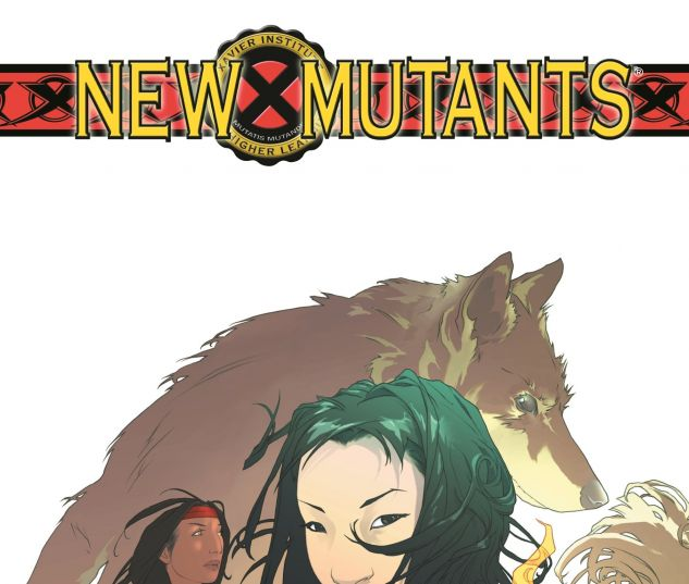NEW MUTANTS VOL 1: BACK TO SCHOOL 0 cover