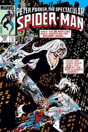Peter Parker, the Spectacular Spider-Man (1976) #90