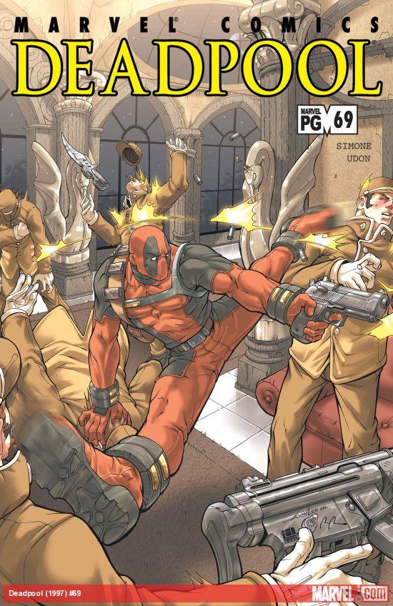 Deadpool (1997) #69