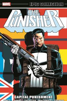 Punisher Epic Collection: Capital Punishment (Trade Paperback)