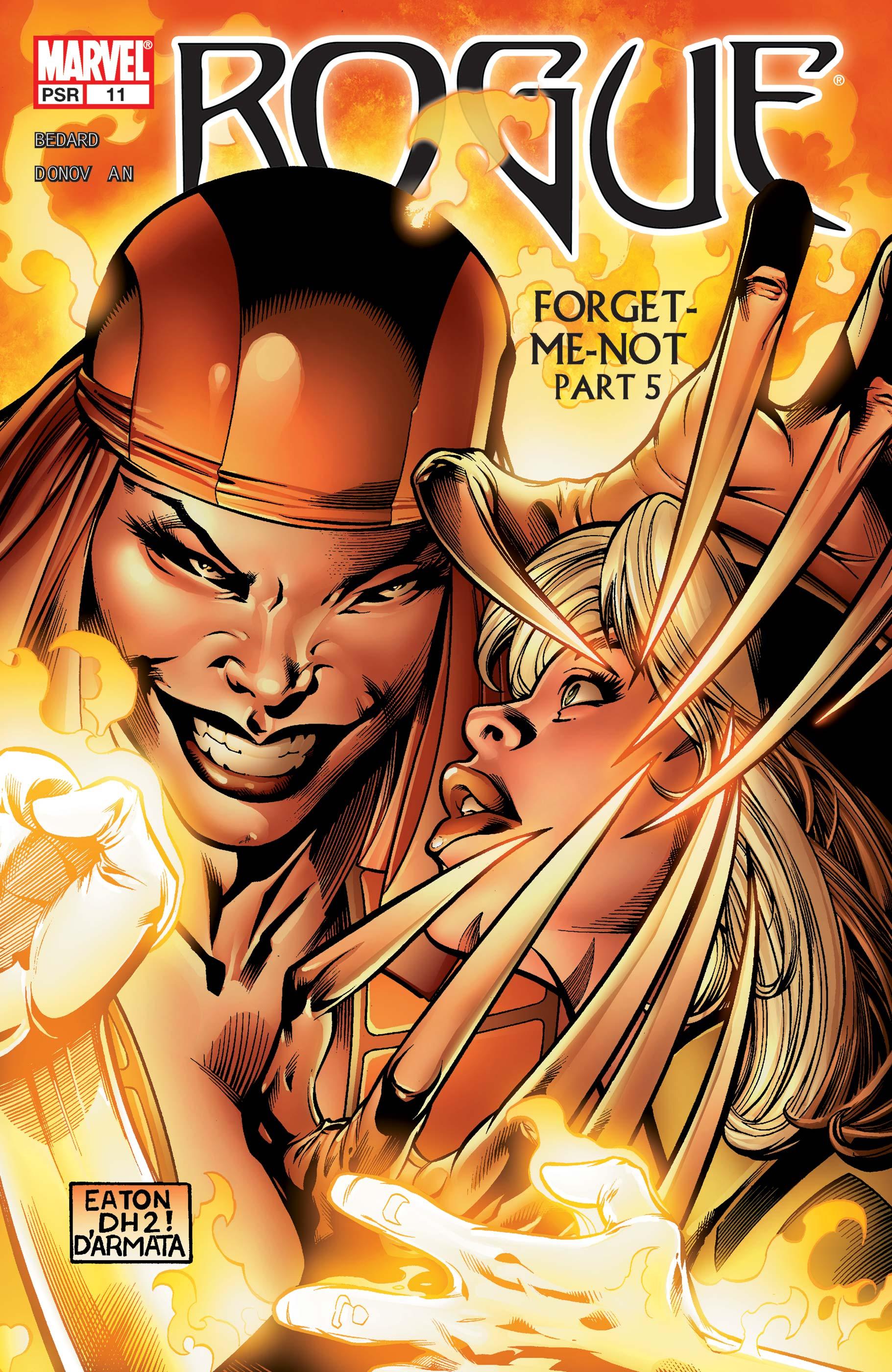 Rogue (2004) #11