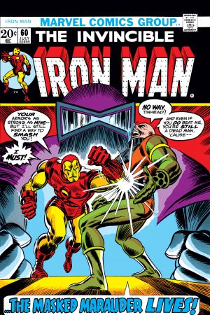 Iron Man #60