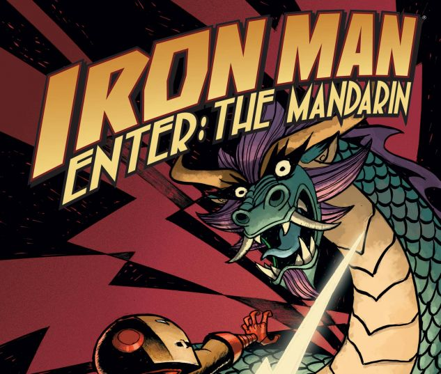 IRON MAN: ENTER THE MANDARIN (2007) #5