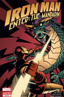 Iron Man: Enter the Mandarin #5