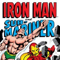 Iron Man and Sub-Mariner (1968)